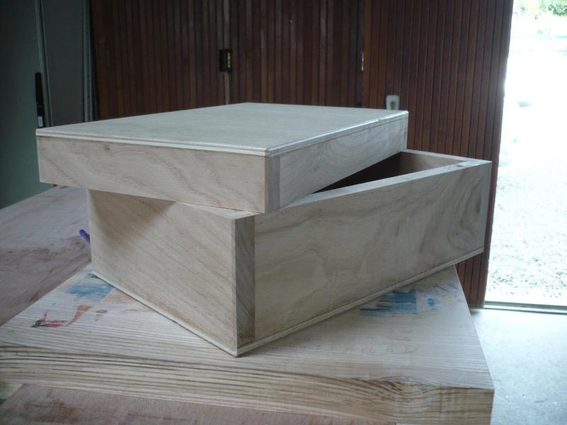 Réalisation d'une boite pour outils Véritas P1040035