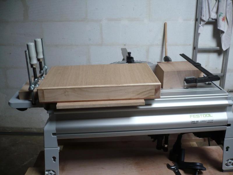 Réalisation d'une boite pour outils Véritas P1040038