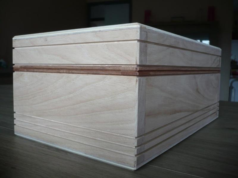 Réalisation d'une boite pour outils Véritas P1040040