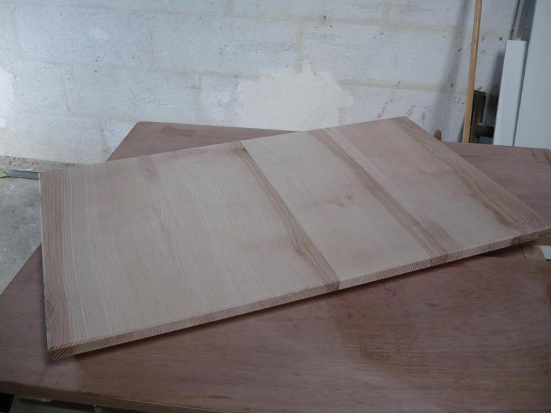 réalisation d'un meuble support pour scie à onglet - Page 3 P1040045