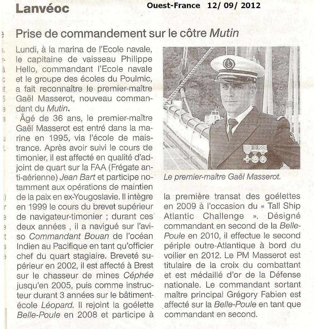 LE MUTIN (BE) - Page 4 Numari14