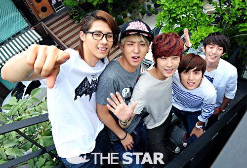 [120812] Consernant le nouvel OST des B1A4 pour le drama 'The Thousandth Man' sur MBC 20120811