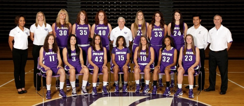 Your 2012-13 University of Portland Pilots Team_w10