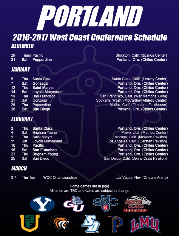 2016-17 schedule  Up_sch11