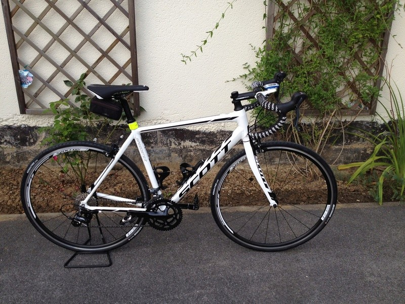 nouveau vélo route SCOTT Speedster 50 Img_1511