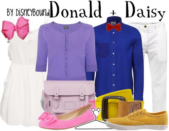 Disney Bound  Donald10