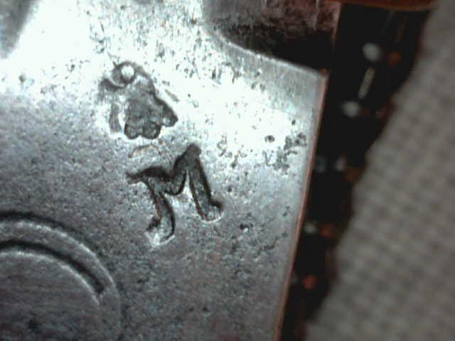 Marquage inconnu sur une dague Kriegsmarine. A059_211