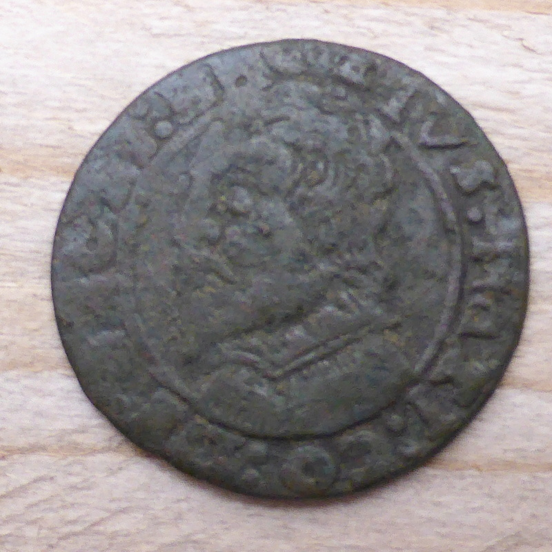 Liard pour Juste-Maximilien de Bronckhorst (1617-1662) P1010010