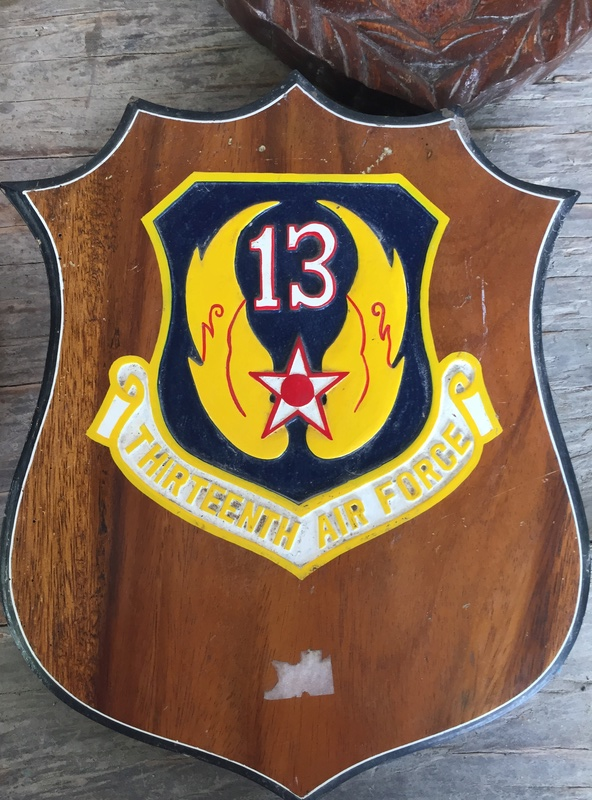 PH Souvenir US  militairy plaque Img_3811