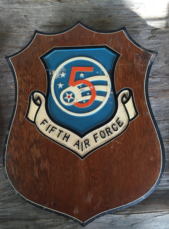 PH Souvenir US  militairy plaque Img_3812