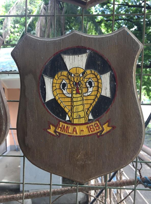 PH Souvenir US  militairy plaque Img_3818
