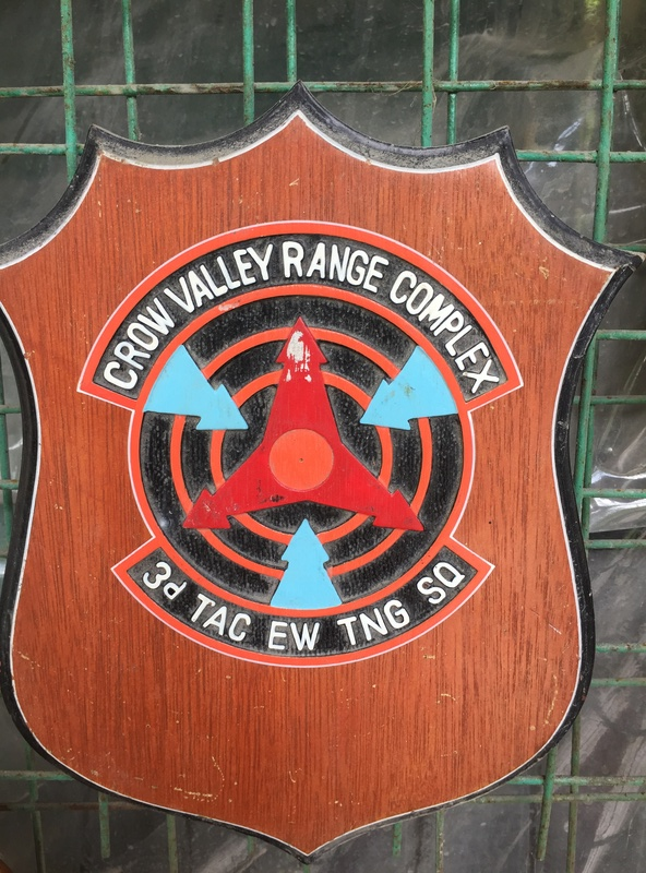 PH Souvenir US  militairy plaque Img_3820