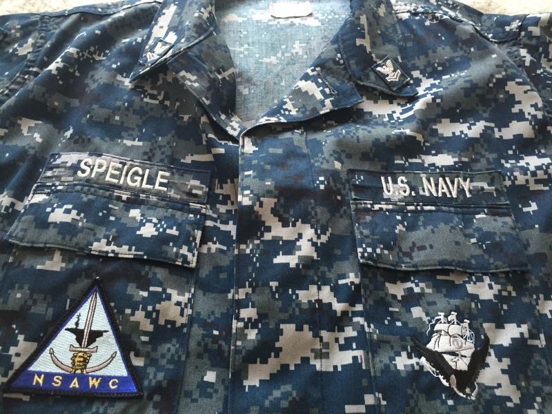 NWU nsawc Working uniform Img_4217