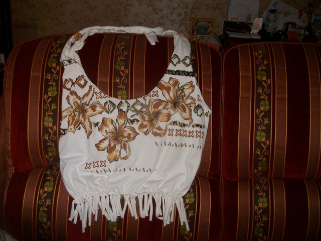 sac de plage avec un tee-shirt Imgp9914