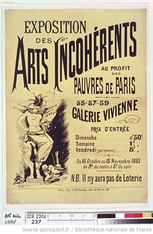 [Art] Des Arts Incohérents à la Blague du XXème Siècle F110