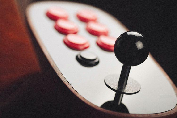 [NEW] 8bitdo Desktop Arcade Joystick 5syb10