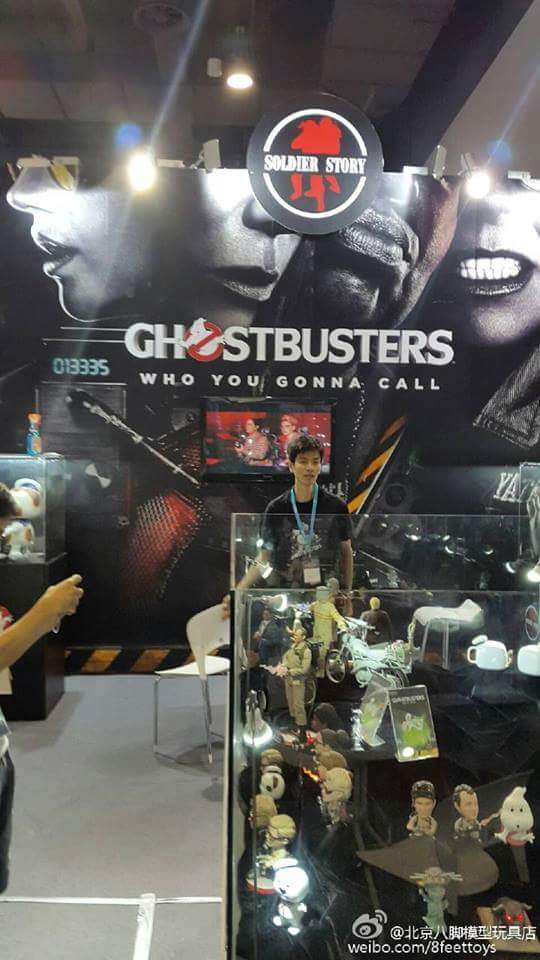 Soldier Story - 1/6 Ghostbusters Collectible Figures (1984 & 2016) 13466210
