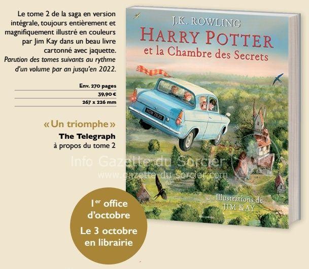 Harry Potter - Livres de collection et produits dérivés - Page 6 13428310