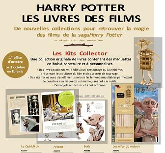 Harry Potter - Livres de collection et produits dérivés - Page 6 Kits_c10