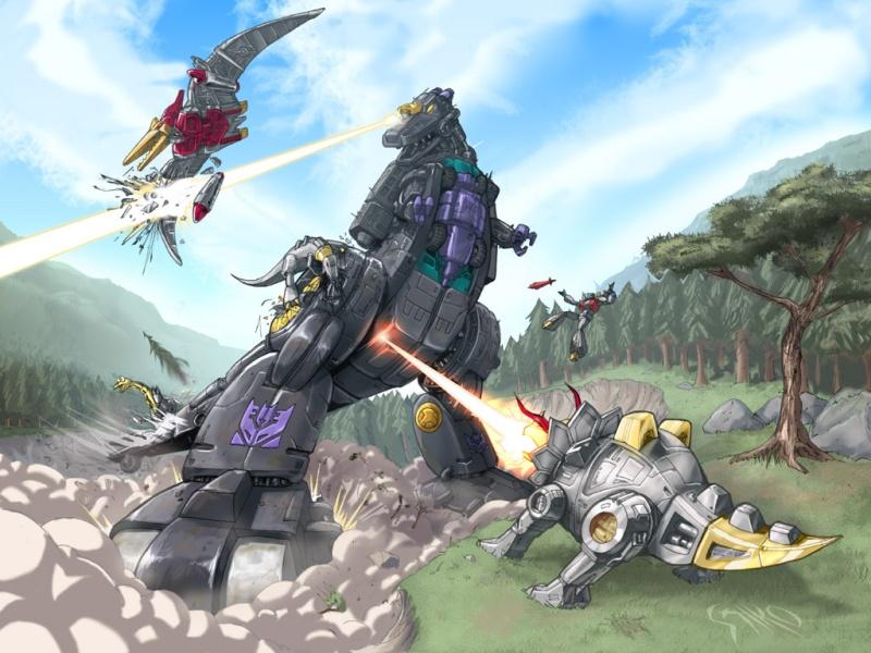 L'alliance Gobots/Transformers débarquent dans le 71 ! - Page 15 27335710