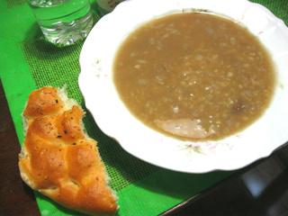 Шорба Фрика. Суп из обоженной пшеницы с бараниной. Араб.кухня Img_6811