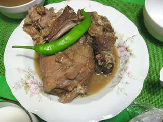 Шорба Фрика. Суп из обоженной пшеницы с бараниной. Араб.кухня Img_6812