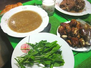 Шорба Фрика. Суп из обоженной пшеницы с бараниной. Араб.кухня Img_6813