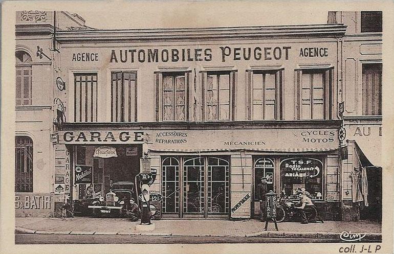 les concessions Peugeot Agence11