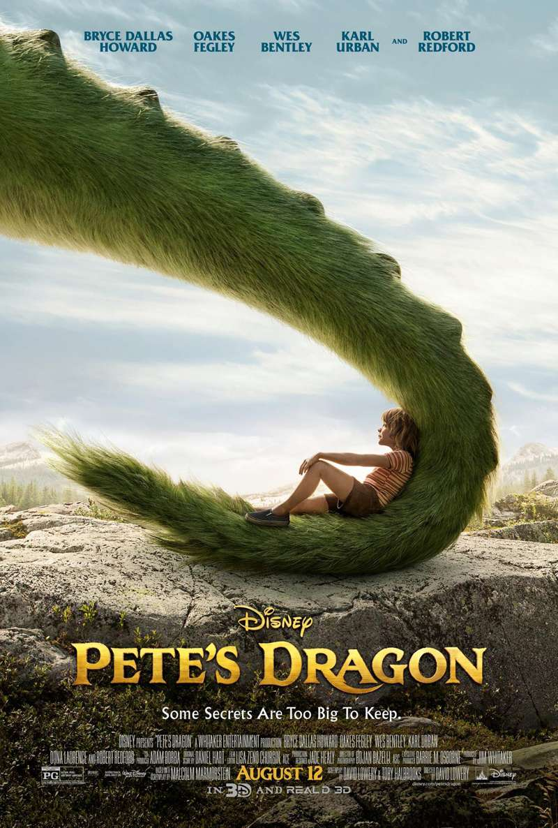 [Disney] Peter et Elliott le Dragon (2016) - Page 4 13418510