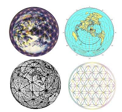 Tout savoir sur les lignes de ley de la terre ou lignes axiatonales Matric10