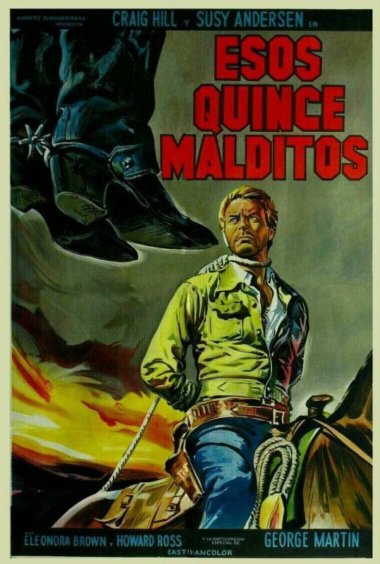 Quinze potences pour un salopard -  Quindici forche per un assassino - 1967 - Nunzio Malasomma - Page 2 15_pot10