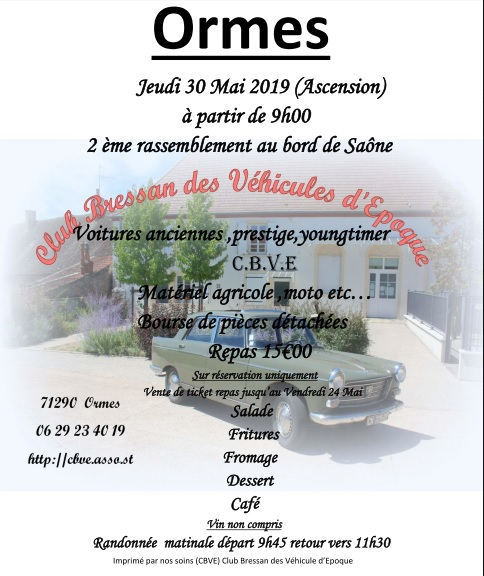 2019 05 30 Anciennes en bord de Saône  Cbve10