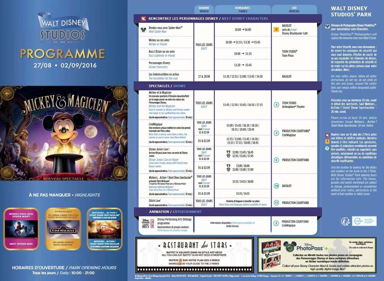 PROGRAMMA E ORARI DEI PARCHI - 2016 - Pagina 3 23_04_10