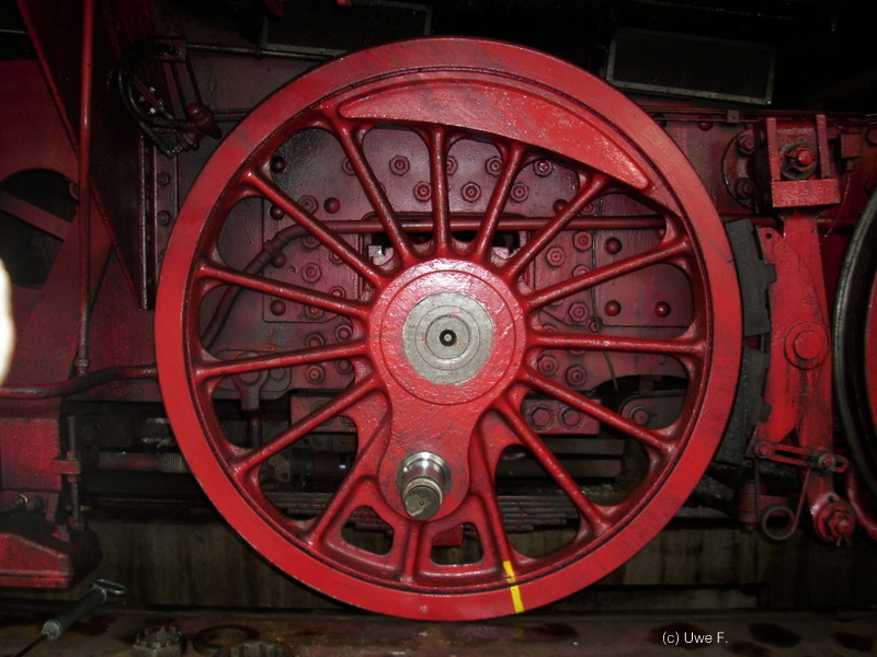 LC-Lokradsatz für die BR-50/52 Ty2 usw. M [1:25] Dsci0512
