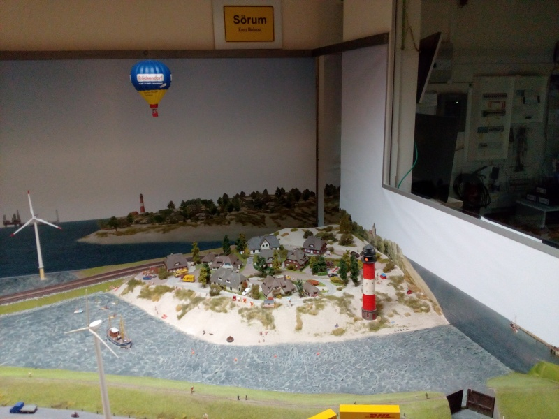 Modellbahn-Zauber Friedrichstadt Schleswig/Holstein Img_2030