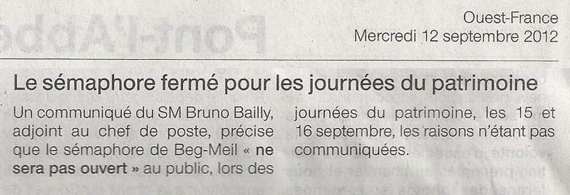 SÉMAPHORE - BEG MEIL (FINISTÈRE) - Page 4 Scan0129
