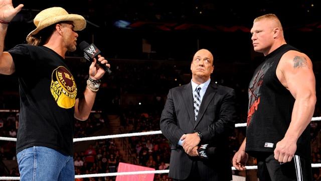 [Rumeurs] Le futur WWE de Lesnar, HBK et Heyman 20120810