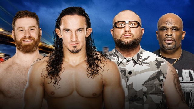 WWE Summerslam du 21/08/2016 20160812