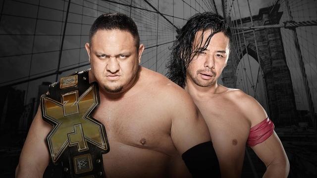 NXT TakeOver : Brooklyn II du 20/08/2016 _match10