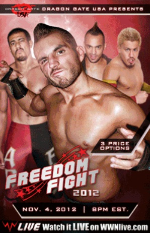 Dragon Gate USA Freedom Fight du 04/11/2012 Dgusa-11