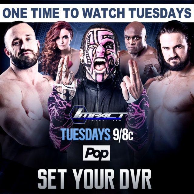 [Spoilers] Impact Wrestling du 21/06/2016 Dvr-on10