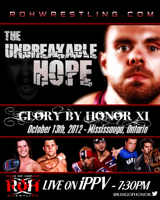 ROH Glory By Honor du 13/10/2012 Unbrea10