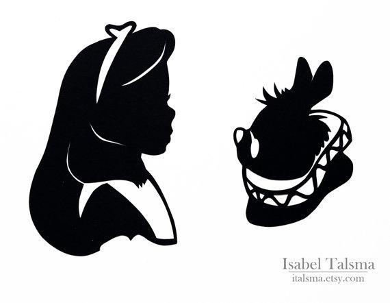 Les personnages sous un bon profil !  Tumblr17