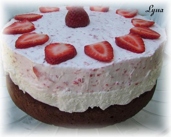 Gâteau napolitain Gyteau10