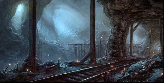 Du sang pour le Calice - Background Mines10