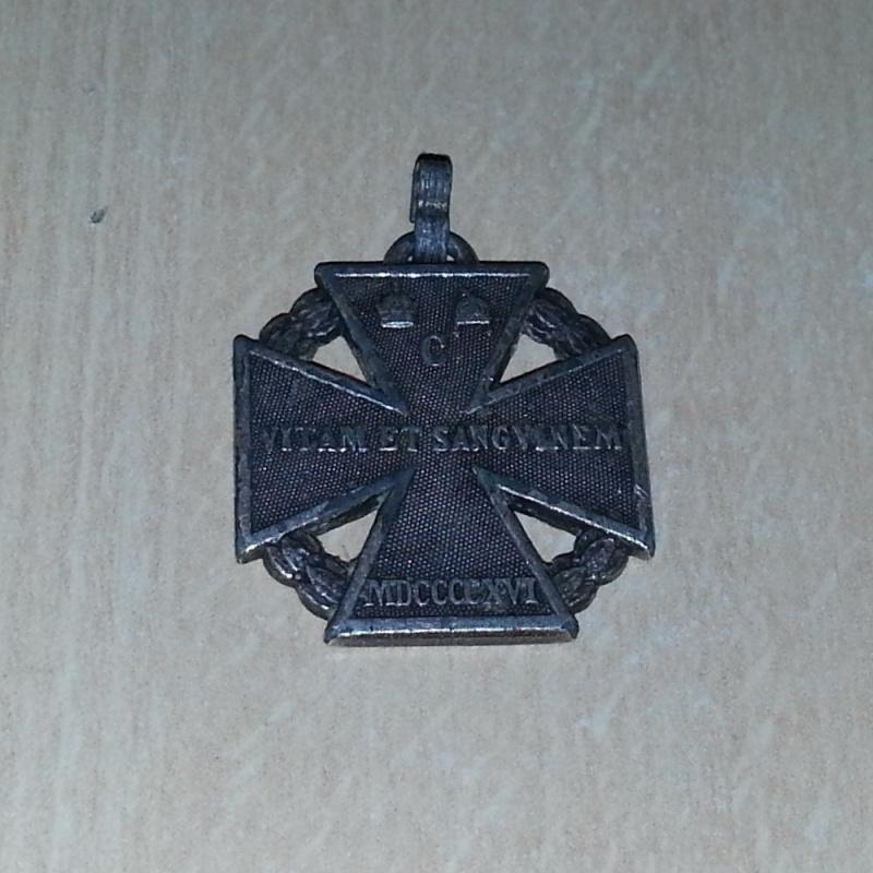 médaille hongroise 1916 2a10