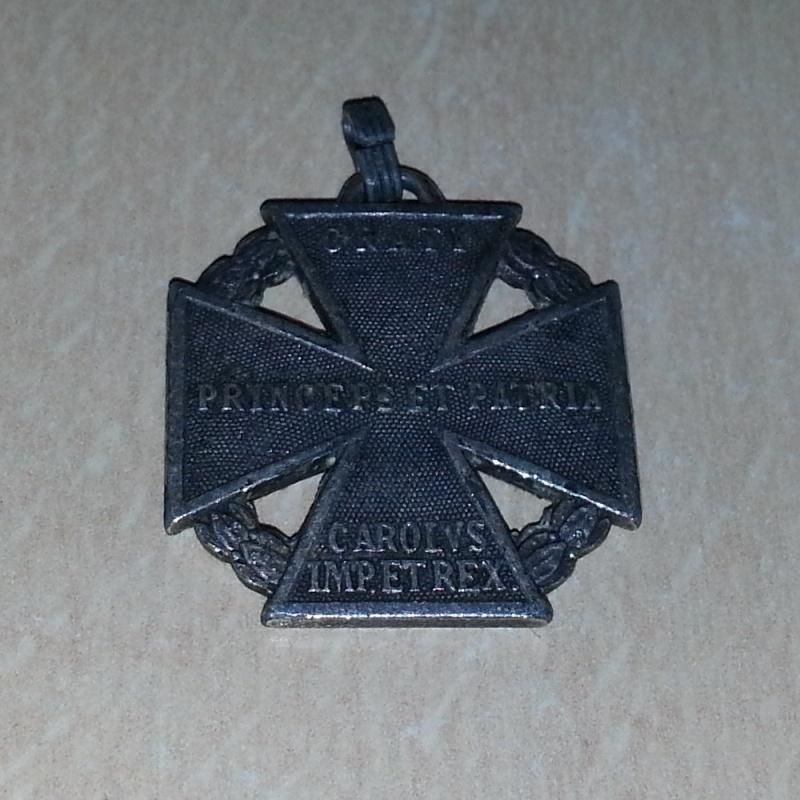 médaille hongroise 1916 2b10