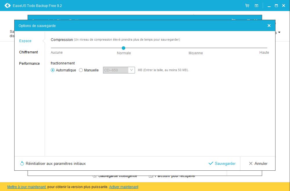 Easeus ToDo Backup Free : sauvegarder ses données importantes Paramy10