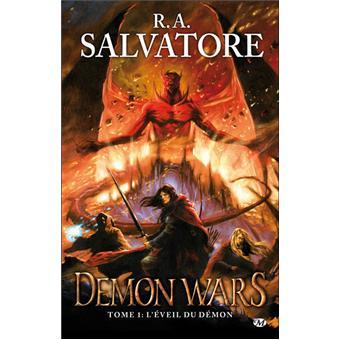 Demon Wars T1 l'éveil du Démon de R.A Salvatore 97828110