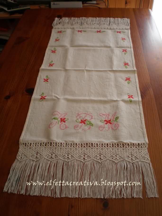 Asciugamano di lino 114